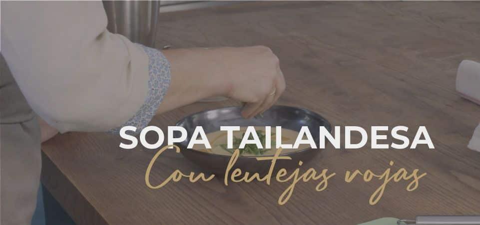 Sopa Tailandesa Blog