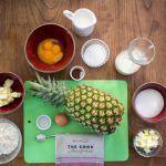 Ingredientes Tatin De Piña