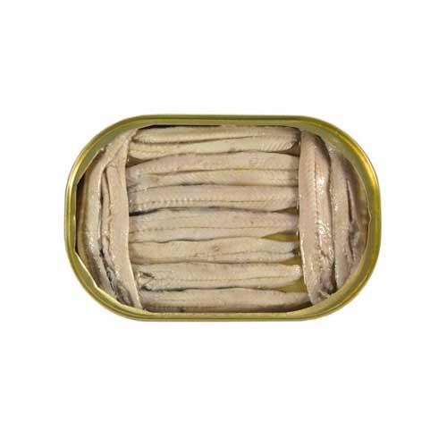 Filetes De Boquerones