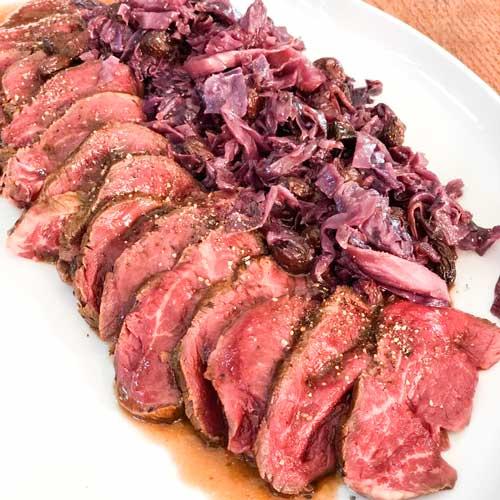 Roast Beef Al Vacío En Madrid