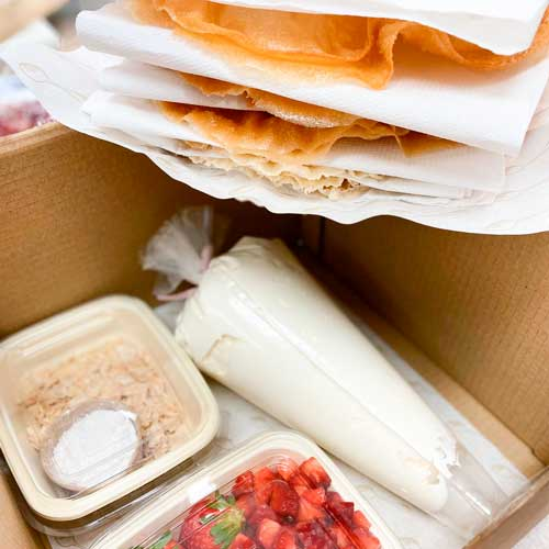 comprar tarta arabe madrid