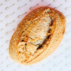 Pan con espelta