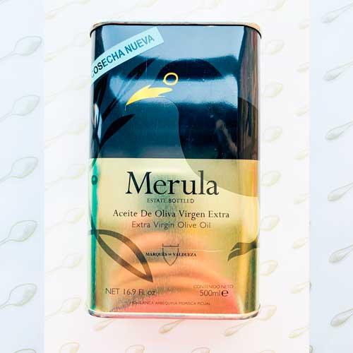 Merula Aceite De Oliva Virgen Extra