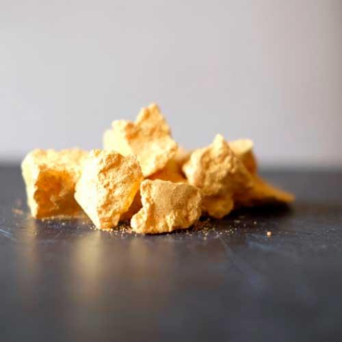 rocas de parmesano