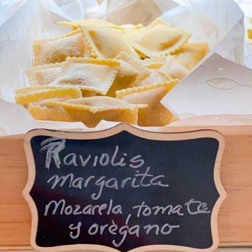 Raviolis Margarita