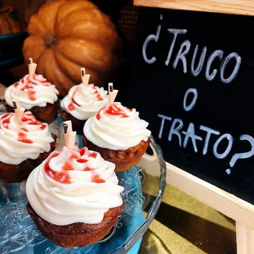 comprar cupcakes halloween