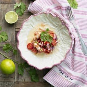 salpicón de marisco en madrid