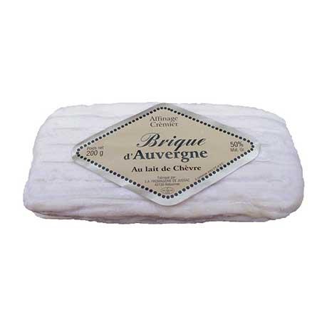 Queso Brique D'Auvergne