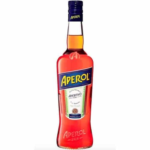 Botella Aperol