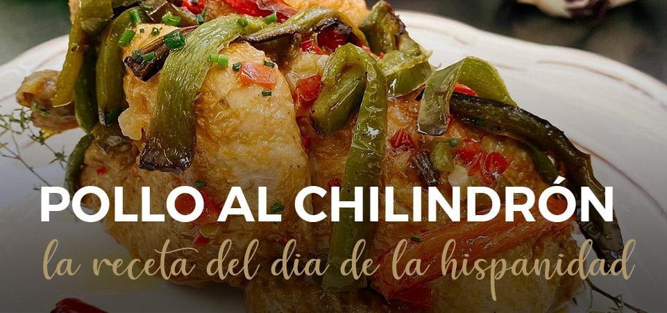 Receta De Pollo Al Chilindrón Día De La Hispanidad